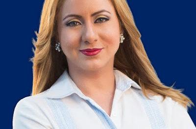 La diputada Gloria Reyes apuesta al surgimiento de nuevo liderazgo en el país