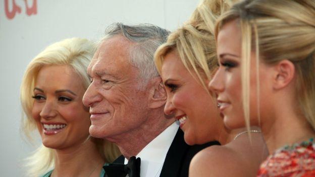Muere Hugh Hefner, fundador de la revista Playboy y mito del erotismo del siglo XX, Alcarrizos News Diario Digital