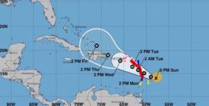 Sube nivel de alerta en puertos de Puerto Rico e Islas Vírgenes por huracán María, Alcarrizos News Diario Digital