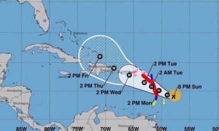 Sube nivel de alerta en puertos de Puerto Rico e Islas Vírgenes por huracán María