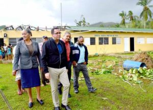 Ministro de Educación dispone alistar escuelas para reinicio de las clases, Alcarrizos News Diario Digital