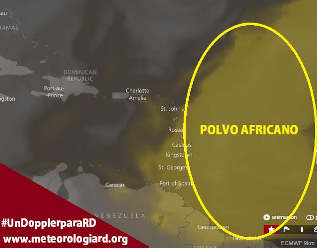 Expertos advierten sobre las consecuencias de la nube de polvo del Sahara