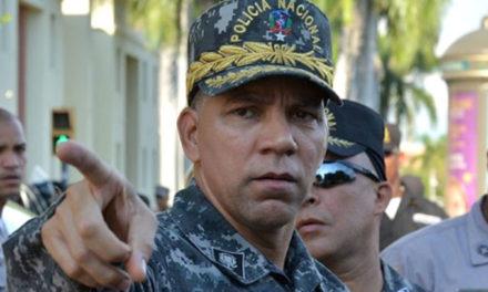PN captura responsables del robo realizado en la residencia del general Rommer López