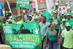 Marcha verde, impunidad