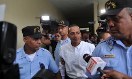 Juez le canta tres meses de prisión al dirigente de la FED Yimi Zapata en la cárcel de Najayo
