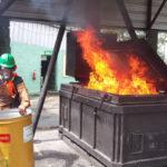 Incineran más de 10 mil productos por presentar condiciones no aptas para el consumo