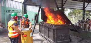Incineran más de 10 mil productos por presentar condiciones no aptas para el consumo, Alcarrizos News Diario Digital