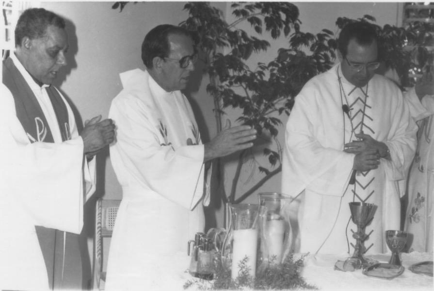 Falleció el sacerdote Marcial Silva, destacado opositor del profesor Juan Bosch, Alcarrizos News Diario Digital