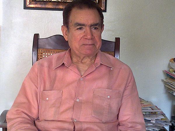Falleció este sábado el abogado y defensor de los derechos humanos Domingo Porfirio Rojas Nina