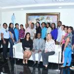 Docentes dominicanos reconocidos participan en actividades educativas en Colombia