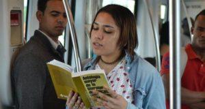 La poesía ocupa por seis días las dos líneas del Metro de Santo Domingo, Alcarrizos News Diario Digital