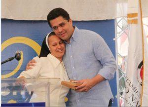 David Collado destaca su compromiso con cambios en la ciudad, Alcarrizos News Diario Digital