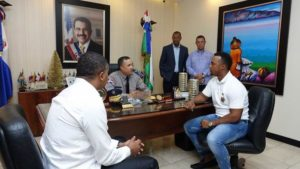 Director PN llama al pelotero Jean Segura a su despacho para conocer del maltrato recibido, Alcarrizos News Diario Digital