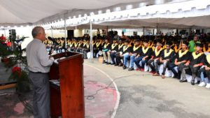 Entregan certificados de cursos técnicos a 715 internos del penal La Victoria, Alcarrizos News Diario Digital