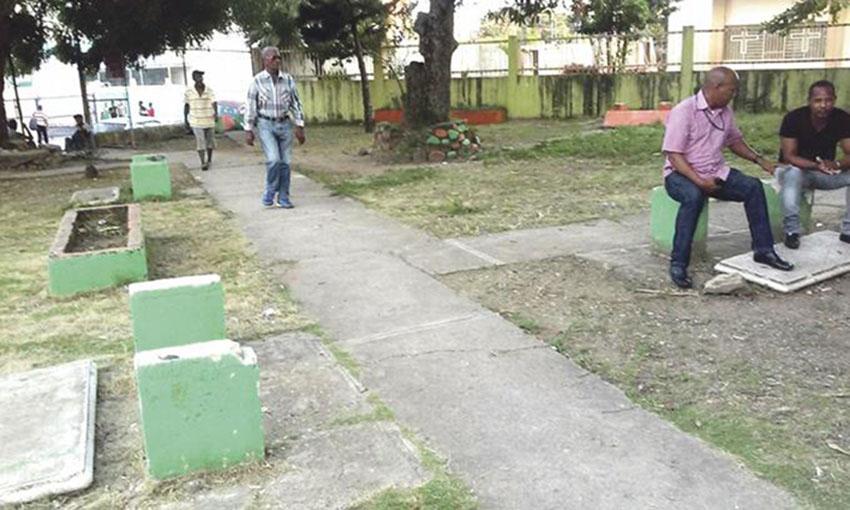 Comunitarios opuestos a la modernidad del Ayuntamiento que arrasa con la naturaleza