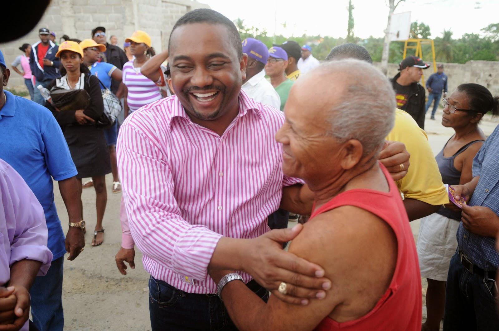 René Polanco, un alcalde que forjó su liderazgo desde joven entre la moral y la pobreza extrema, Alcarrizos News Diario Digital