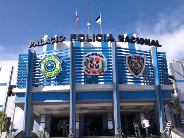 Resultado de imagen para palacio de la policia nacional dominicana santo domingo