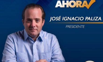 José Ignacio Paliza recorrerá el país como parte de su estrategia para ganar la presidencia del PRM