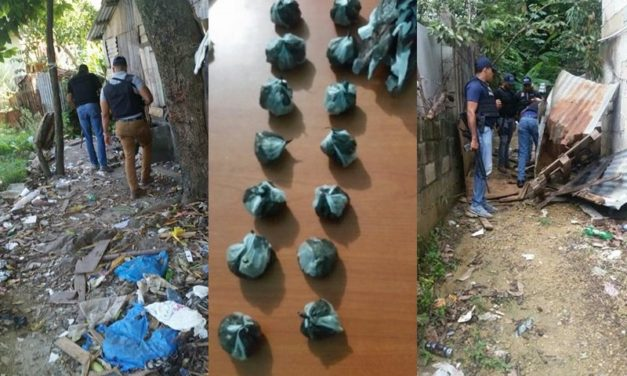 DICAN apresa cuatro y ocupa 32 porciones de marihuana en Los Alcarrizos y Santo Domingo Oeste