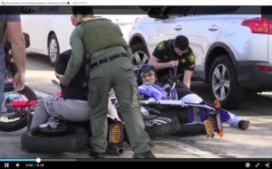 Múltiples arrestos de motociclistas durante el feriado de Martin Luther King Jr en Miami, Alcarrizos News Diario Digital