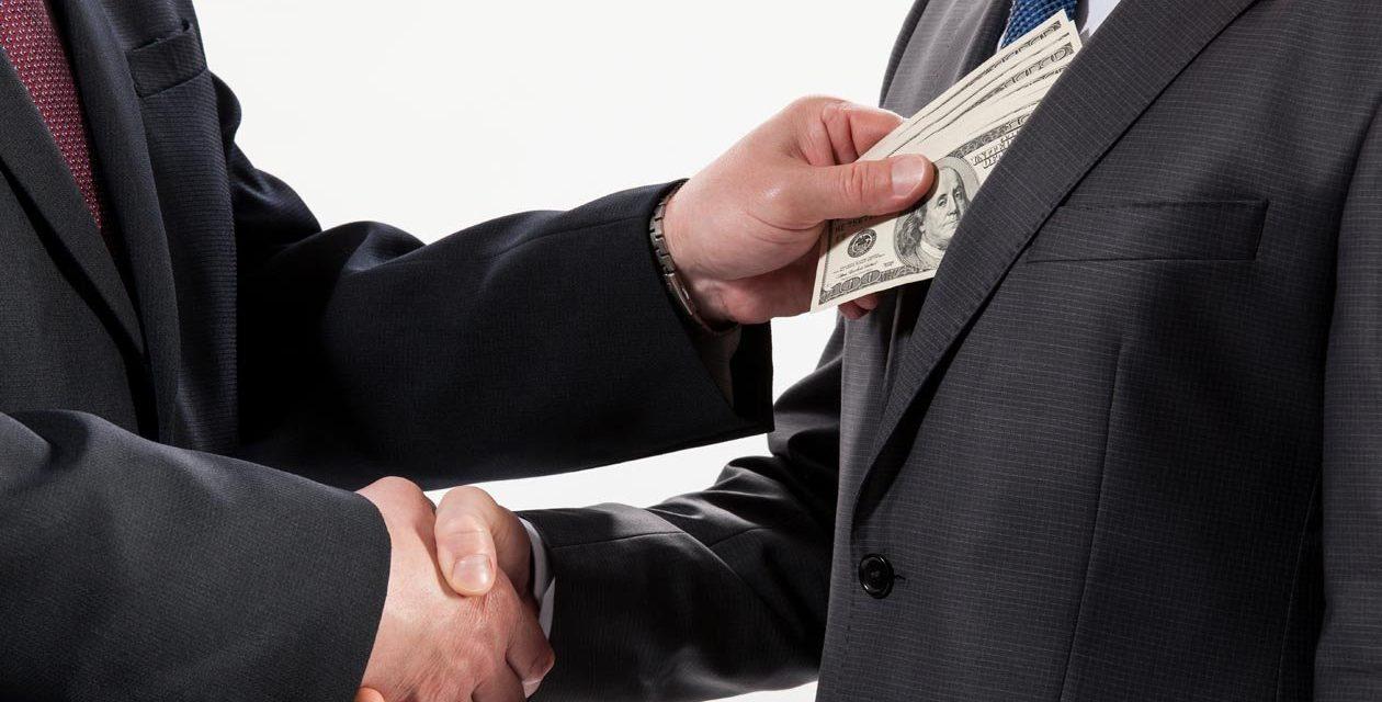 República Dominicana, entre los países con mayores niveles de corrupción con 29 puntos, baja de 31 a 29 puntos