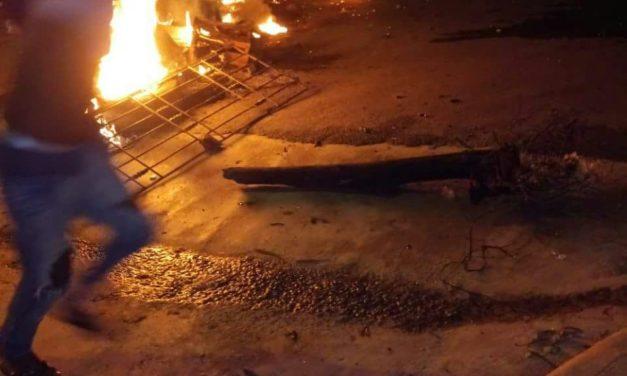 La comunidad de Pantoja amanece en llamas