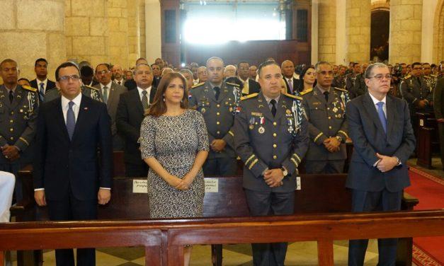 Policía Nacional celebra 82 aniversario de su creación, realiza diversos actos