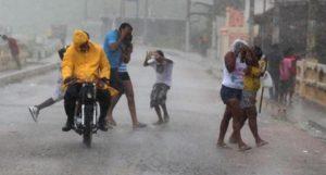 ONAMET pronostica aguaceros para todo el día; se mantienen los avisos y alertas, Alcarrizos News Diario Digital