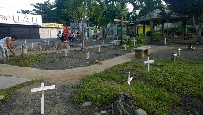 Marcha Verde vuelve a reclamar la construcción de un cementerio en Los Alcarrizos