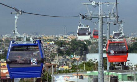 Cambio de planes. Ya no es el metro, ahora es un teleférico para Los Alcarrizos