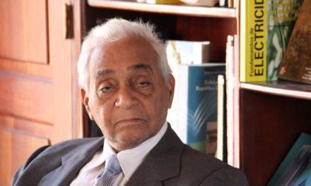Falleció este viernes Raymundo Amaro Guzmán, padre de la administración pública dominicana