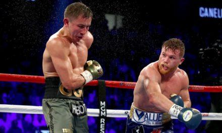 Canelo vence a Golovkin y se convierte en nuevo Campeón de los Pesos Medianos