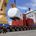 Marítima Dominicana se une a la red logística para la construcción de los parques eólicos Agua Clara y Guanillo
