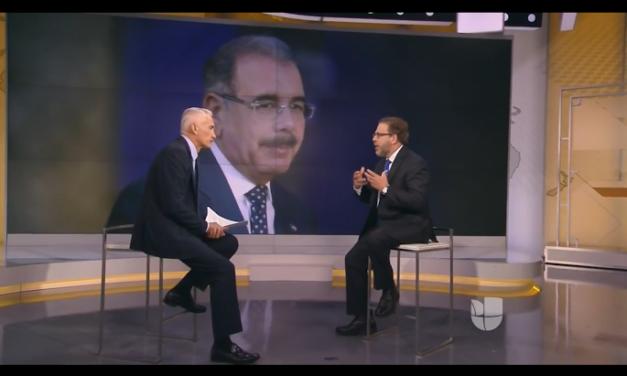 Guillermo Moreno denuncia en EE.UU que República Dominicana sufre una dictadura de partido