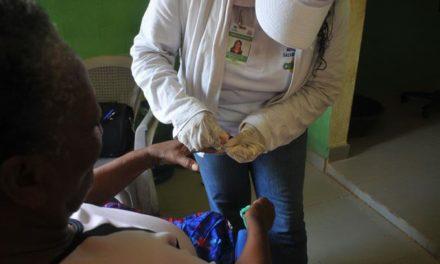 Sistema capta 63 casos de malaria en las últimas cuatro semanas