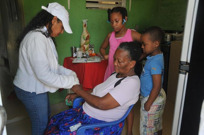Salud Pública detecta 178 casos sospechosos de malaria en los Alcarrizos; 20 confirmados