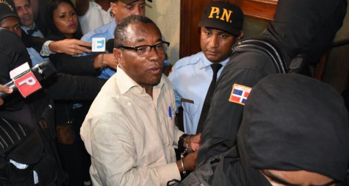 SCJ confirma condena de 30 años a Blas Peralta