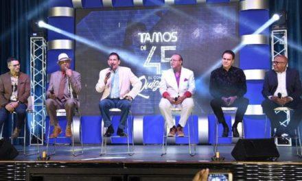 Conjunto Quisqueya contará su exitosa historia musical en el T.N.