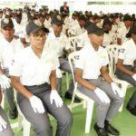 Policía Nacional gradúa 221 policías juveniles en Santo Domingo Oeste
