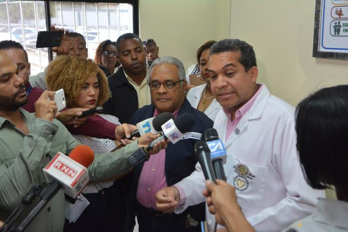 Paciente sospechoso de Malaria es Ingresado en el Hospital Vinicio Calventi