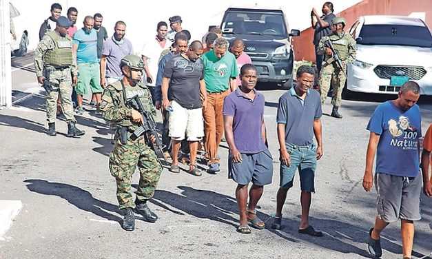 Condenan a 127 pescadores de RD en Bahamas