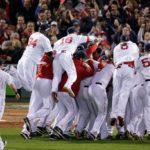 ¡Boston Red Sox, campeón de las Grandes Ligas!