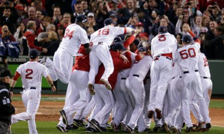 ¡Boston Red Sox, campeón de las Grandes Ligas!