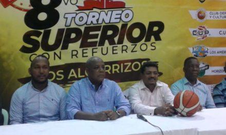Inauguran VIII Torneo de Baloncesto Superior Los Alcarrizos