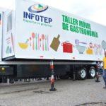 El Infotep lleva formación a Los Alcarrizos y Pantoja con talleres rodantes