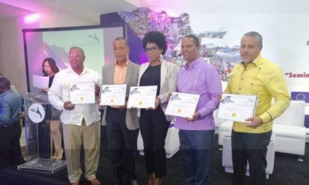 Reconocen cinco Distritos Municipales por el ejercicio de la transparencia