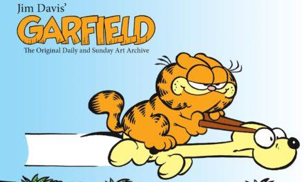 Garfield, el gato más popular del mundo está de cumpleaños
