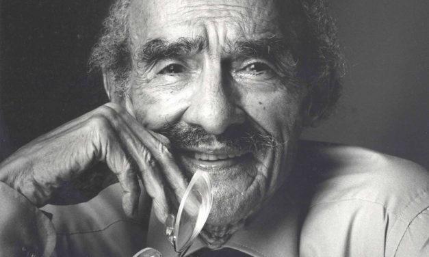 Hoy celebramos 106 años del nacimiento del poeta nacional don Pedro Mir