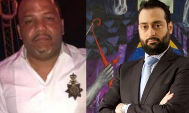 """Abogado Carlos Rubio asegura que """"César el Abusador"""" lo amenaza de muerte"""