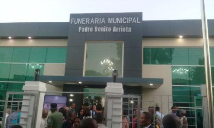 Junior Santos y secuaces tienen la intención de privatizar la funeraria municipal